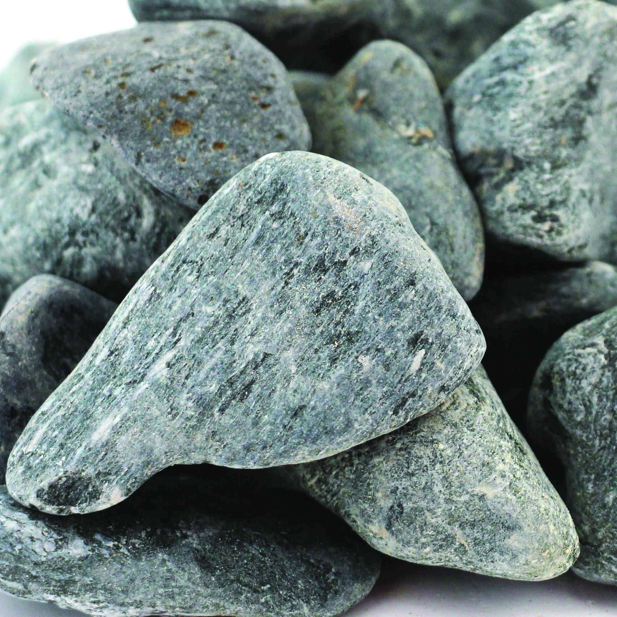 Galets vert galets d coratifs silaco natural stones for Galets plats decoratifs